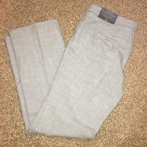 NWT Gray Worthington Straight leg dress pants 14